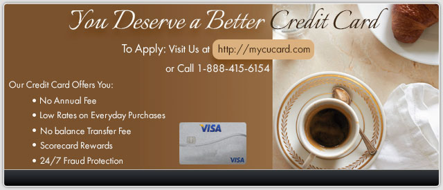 You deserve a better credit card