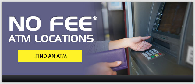 No fee ATM locations